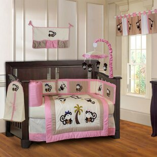Sock Monkey Crib Bedding Wayfair