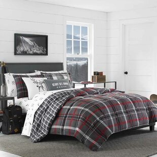 857bacb89d Willow Plaid Comforter Set