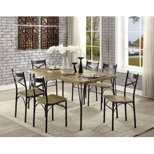7 Piece Kitchen & Dining Room Sets You\'ll Love   Wayfair