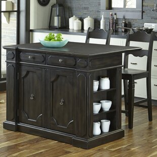 Hacienda Kitchen Island Set