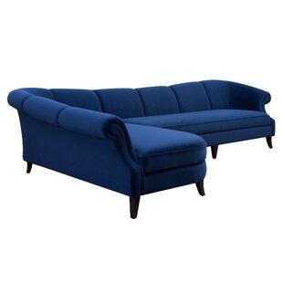 Blue Sectional Sofas   Joss & Main