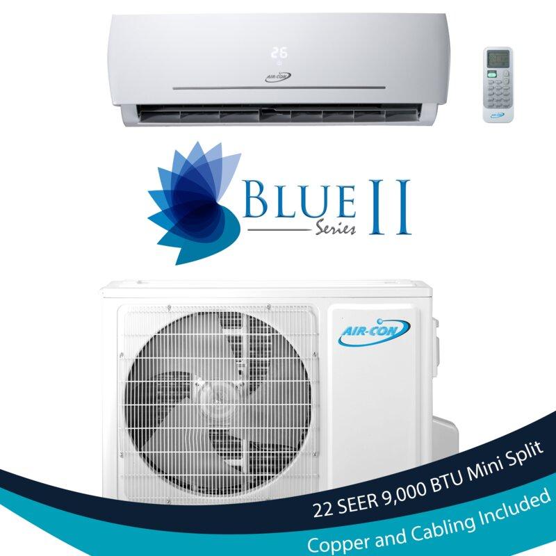 Aircon International Blue Series 2 9 000 Btu Energy Star