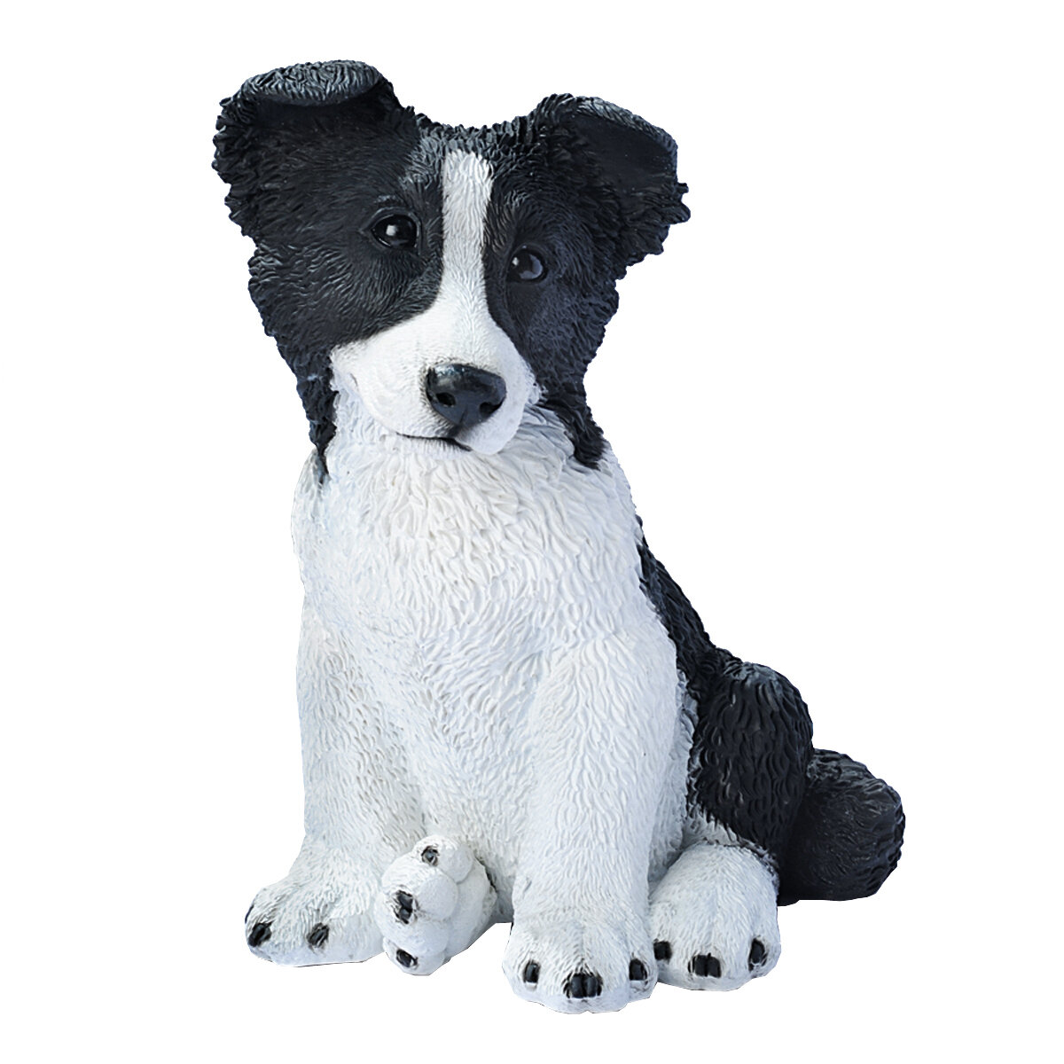 Design toscano border collie puppy dog figurine reviews wayfair nvjuhfo Choice Image