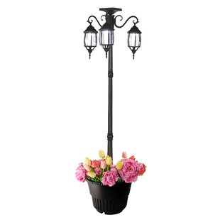 abab01ff319 Solar Powered Post Lights You ll Love