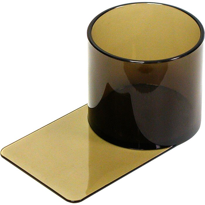 Superior Plastic Cup Holder   Slide Under For Poker Table
