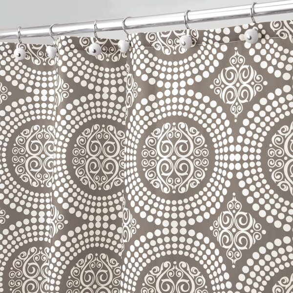 InterDesign Medallion Shower Curtain Reviews