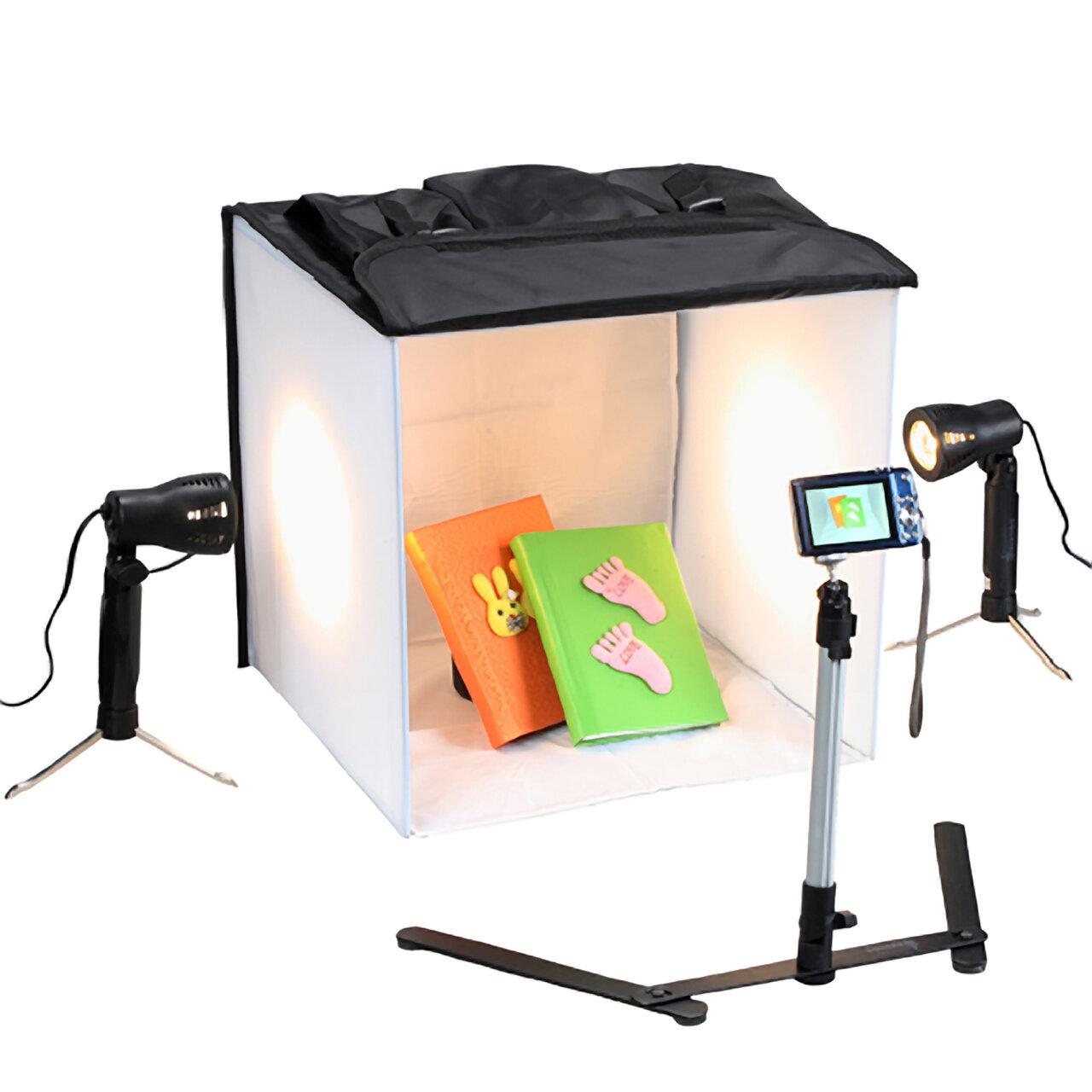 Square Perfect Studio In Box Light Tent Cube Reviews Wayfair