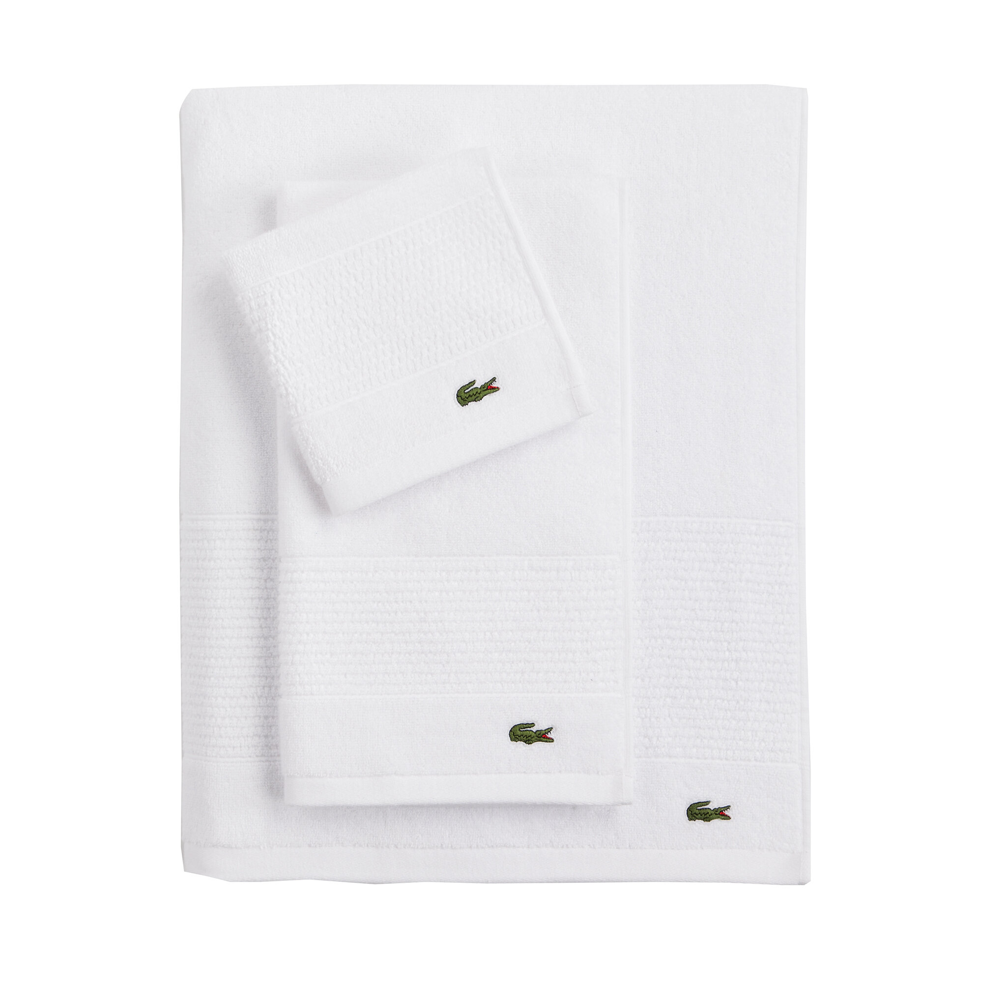 Lacoste Towels Clearance: Lacoste Legend Supima 100% Cotton Hand Towel