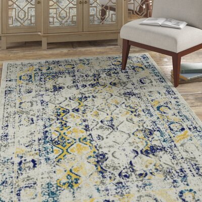 Yellow Amp Gold Area Rugs You Ll Love Wayfair