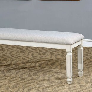 Dayse Upholstered Dining Bench