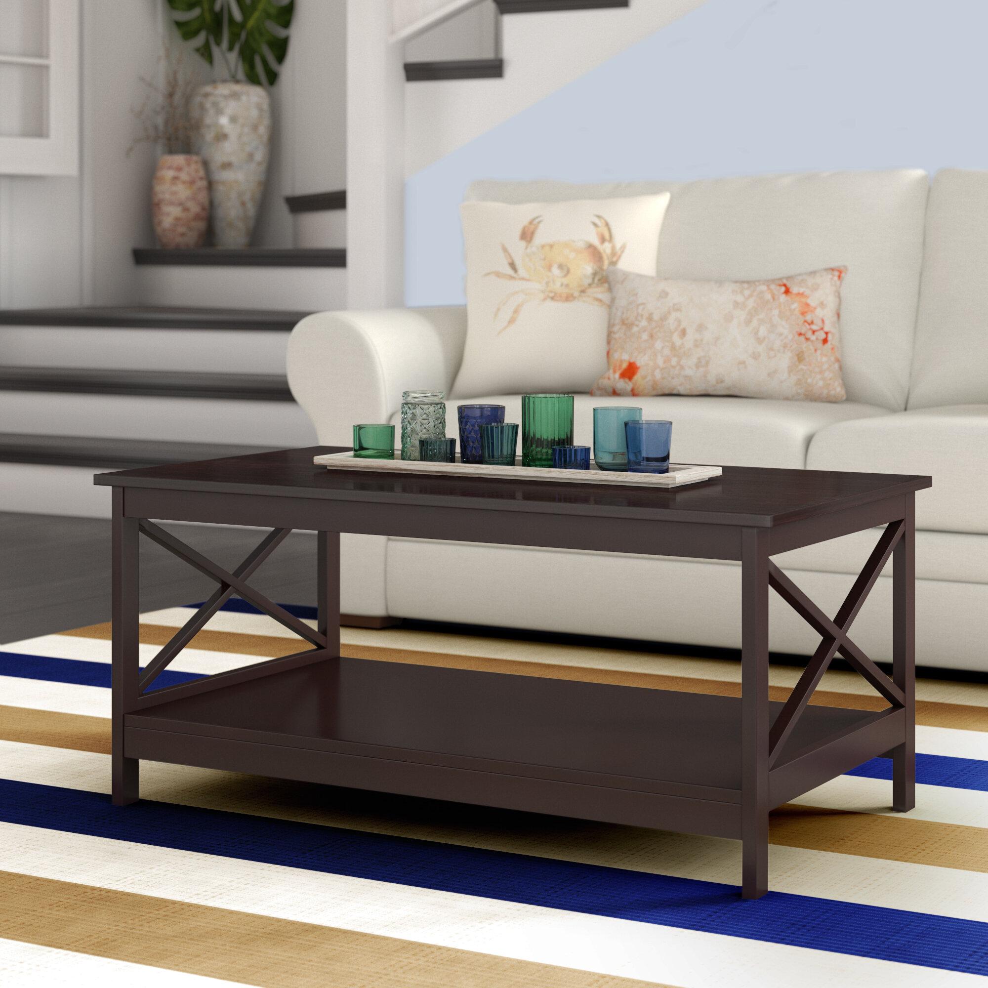 Beachcrest home stoneford coffee table reviews wayfair ca