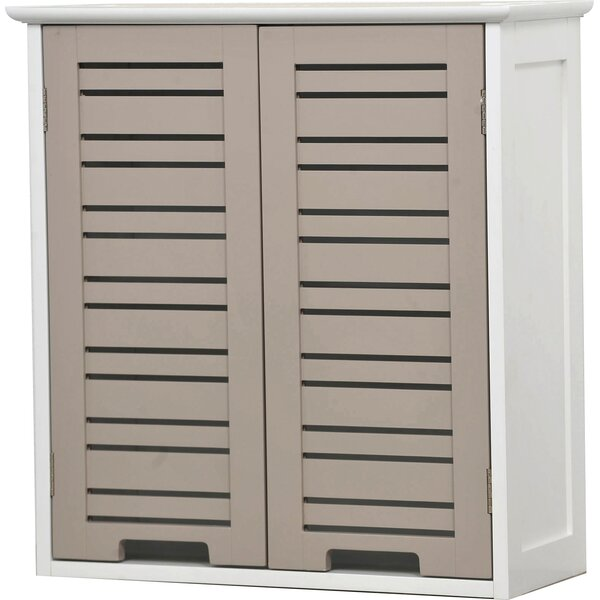 Evideco So Romantic 20 5 W X 21 7 H Wall Mounted Cabinet