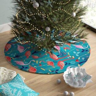 love christmas tree skirt - Teal Christmas Tree Skirt