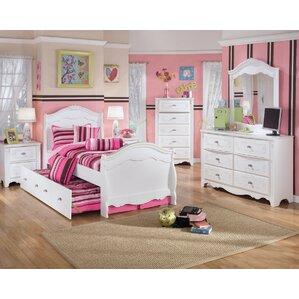 Emma Panel Configurable Bedroom Set