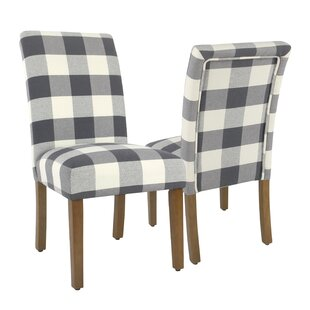 Blue Plaid Accent Chairs Youll Love Wayfair