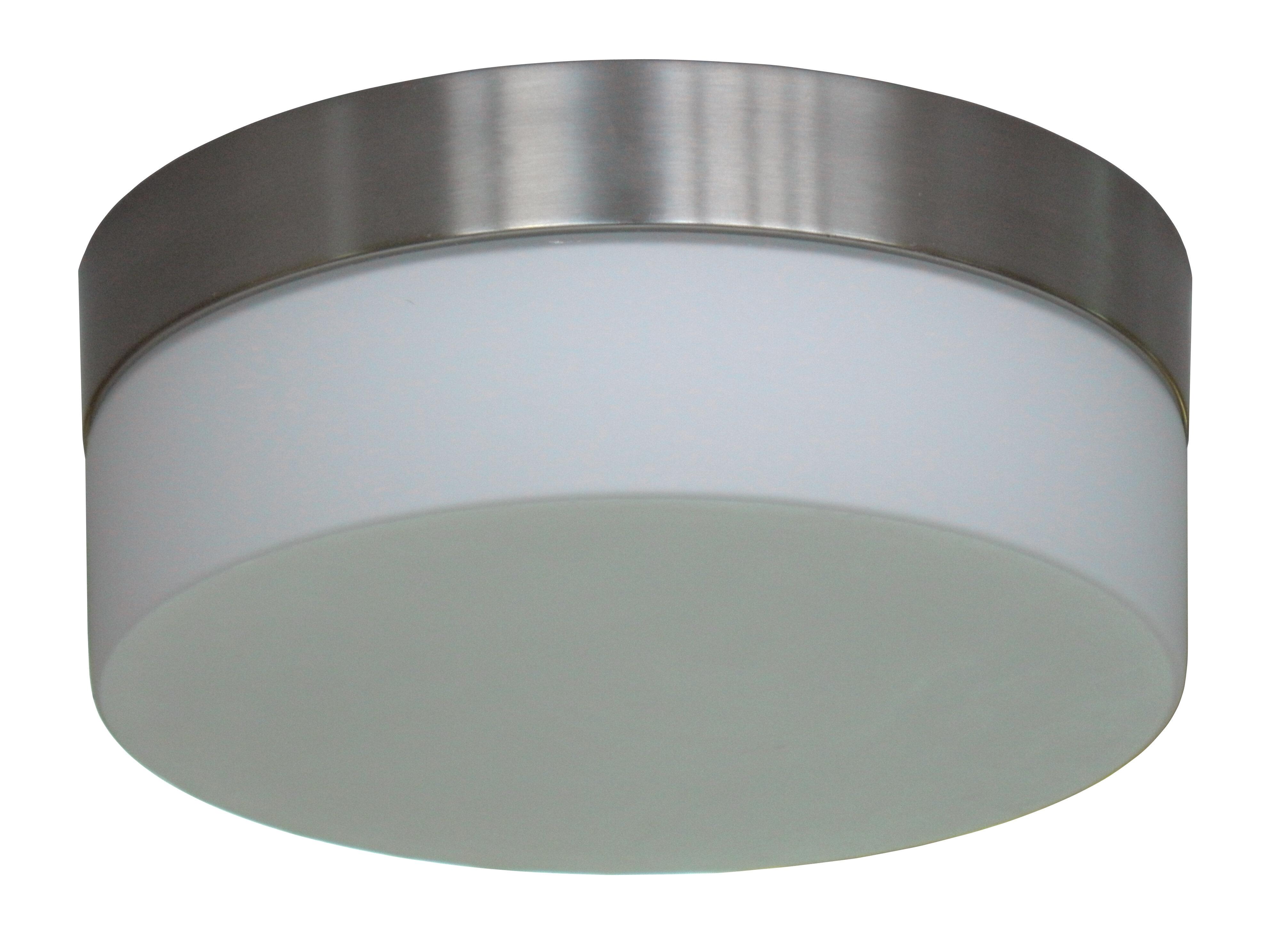 Whitfield Lighting Felix 1-Light Flush Mount | Wayfair