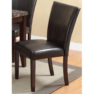 Nebraska Upholstered Dining Chair (Set of 2)