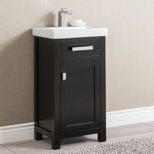 18 Inch Vanities You'll | Wayfair  Inch Bathroom Vanities on 18 inch closets, 18 inch appliances, 18 inch bookcases, 18 inch cherry vanity, 18 inch bathroom countertops, 18 inch computer desks, 18 inch bathroom shelves, 18 inch bathroom sink,