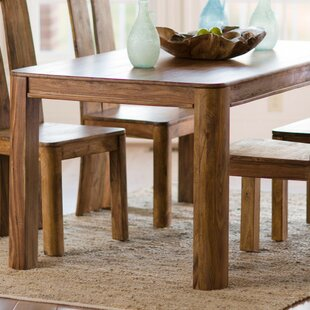 Tippett Sheesham Solid Wood Dining Table