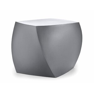 Frank Gehry Right Twist Ottoman by Heller