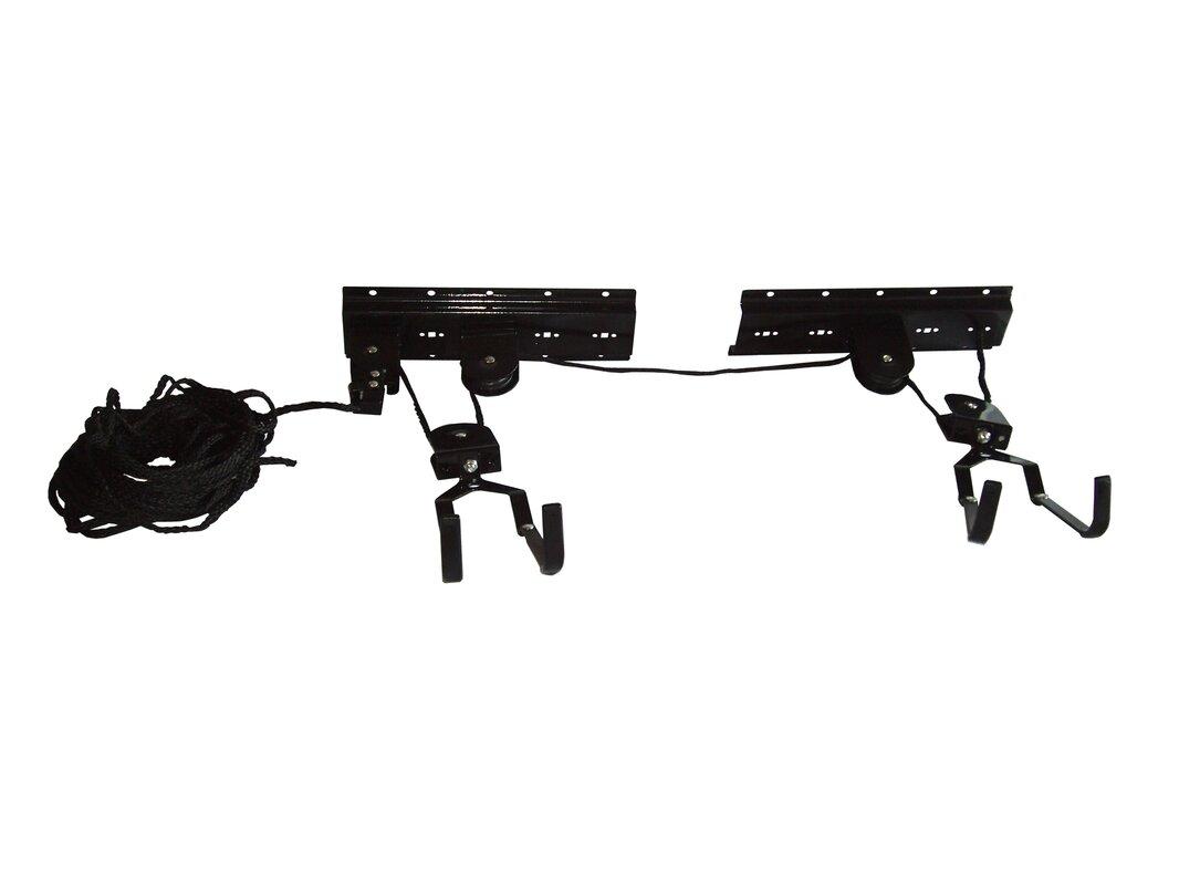 ceiling mount bike u0026 sport racks you u0027ll love wayfair