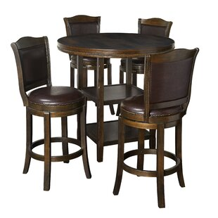 Strang 5 Piece Pub Table Set