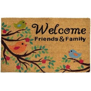 Savannah Heights Friends and Family Doormat