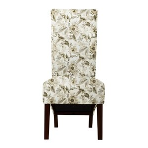 Audra Miesha Fabric Parsons Chair (Set of 2) by Darby Home Co