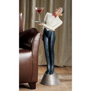 Francois the Parisian Art Deco Butler Figurine
