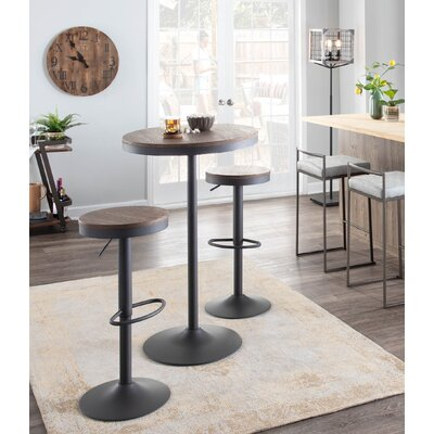 Adjustable Height Grey Bar Stools You Ll Love In 2019