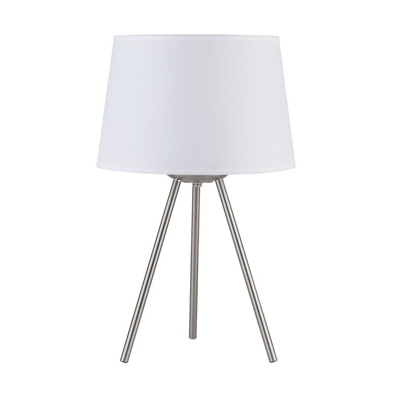 "Weegee Small 20"" Tripod Table Lamp"