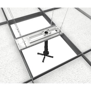 Universal Suspended Ceiling Mount Projector Kit