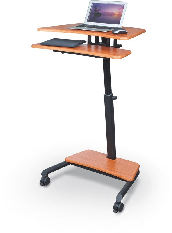 Sit And Stand Desk Diy Sitting Standing Desk A Custom