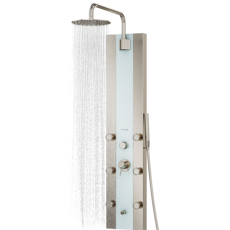 Pulse Shower Spas Tropicana Spa Shower & Reviews | Wayfair