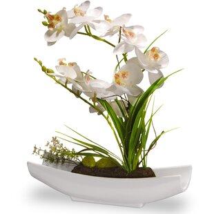 artificial flower arrangements you'll love | wayfair