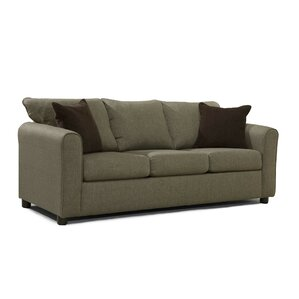 Red Barrel Studio Serta Upholstery Martin House Modern Sleeper Sofa Image