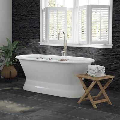Marvelous 60 Inch Freestanding Soaking Tub Images Best Ideas