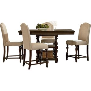 Foster 5 Piece Dining Set by Darby Home Co