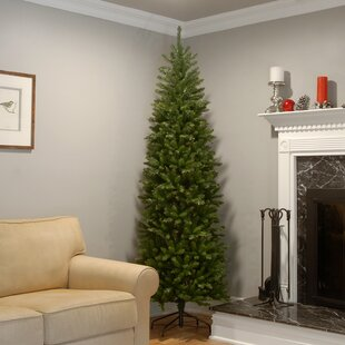 green fir artificial christmas tree