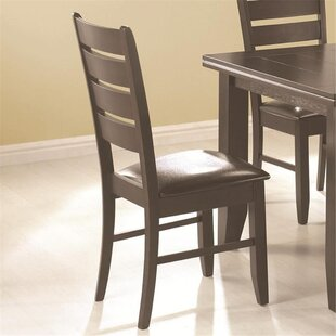 Leib Upholstered Dining Chair (Set of 2)