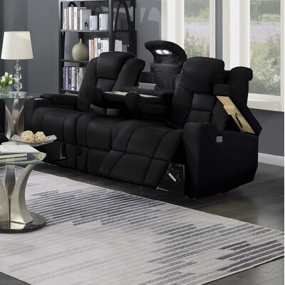 Flexsteel Power Reclining Sofa Wayfair
