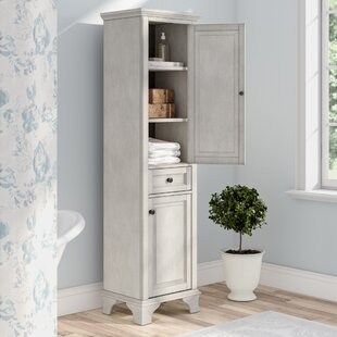 Brevin 19 W X 70 H Linen Tower