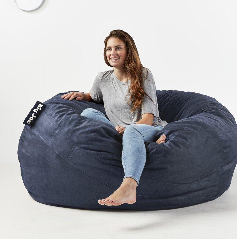 Comfort Research Big Joe Fuf Bean Bag Chair Amp Reviews