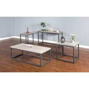 Kierra 4 Piece Coffee Table Set