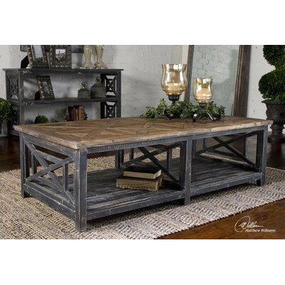 Farmhouse Amp Rustic Coffee Tables Birch Lane