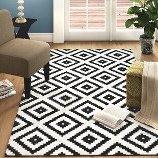 White Diamond Rug Wayfair Ca