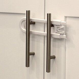 Bon Sliding Cabinet Lock (Set Of 4)
