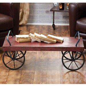 Bar Cart by Cape Craftsmen