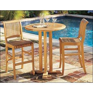 Teak Bar Table by HiTeak Furniture