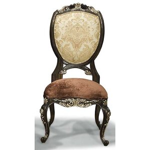 Fiore Upholstered Dining Chair by Benetti's Italia